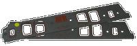 AFR 6854 - .120 thick 345cc-385cc Intake Gasket