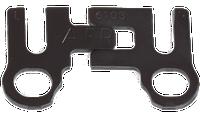 AFR 6103 - SBC/SBF Adjustable Guide Plate