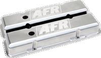 AFR 6706 -SBC Standard Polished Aluminum Valve Covers