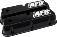 AFR 6715 - SBF Tall Black Powder Coat Valve Covers