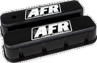 AFR 6723 - BBC Black Powder Coat Valve Covers