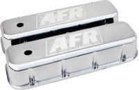 AFR 6722 - BBC Polished Aluminum Valve Covers