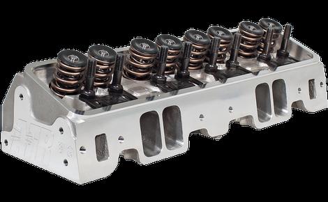 227cc SBC Race Cylinder Head - Air Flow Research