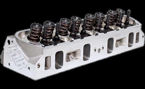 165cc SBF Street Cylinder Head - Air Flow Research