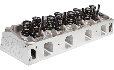 280cc BBF Cylinder Head - Air Flow Research