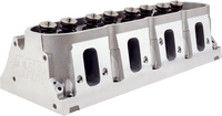 AFR LS3 Mongoose Cylinder Head - 260cc Intake Runner, 69cc Chamber.  Available in 6 bolt and 4 bolt configuration.