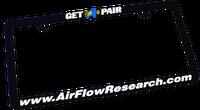 AFR License Plate Frame