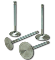 """AFR 7553 - BBF 11/32"""" Stainless Steel 1.760 X 5.050 O.A.L. Race Exhaust Valve"""