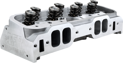 BBC 18 Magnum Racing Cylinder Head - Intake interface full photo