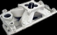 SBC Eliminator CNC Port Match Street/Strip Single Plane Aluminum 4150 Intake Manifold