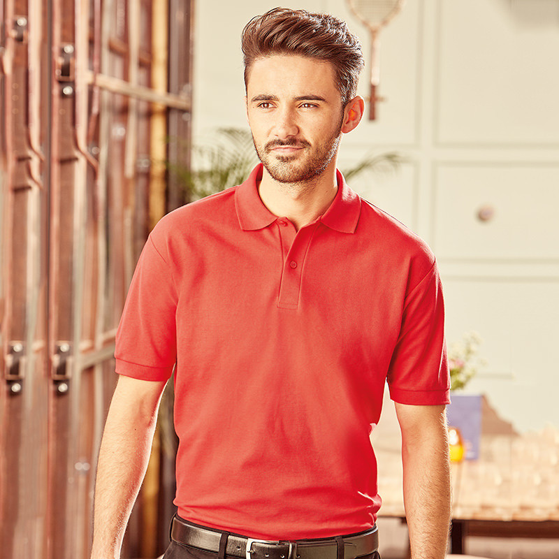 b939ade5 Russell 539M Pique Polo Shirt - Direct Workwear