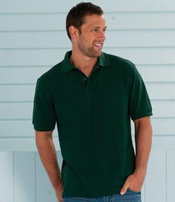 Russell Hardwearing Pique Polo Shirt - 599M