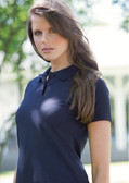 Russell Ladies Pique Polo Shirt 539F