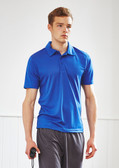 Cool Polo Shirt UPF 30+ UV Protection