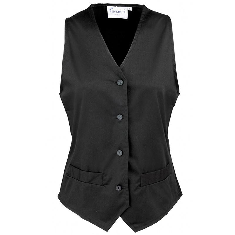 a3324b45 Ladies Hospitality Waistcoat PR621 - Direct Workwear