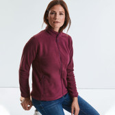 Russell Ladies Outdoor Fleece Jacket - 8700F