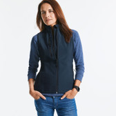 Russell Ladies Soft Shell Gilet 141F