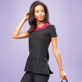 Premier Ladies Ivy Short Sleeve Tunic PR691