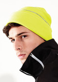 Beechfield® Enhanced-Viz Acrylic Knitted Hat BB42