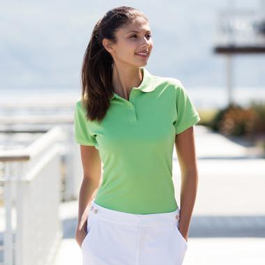 Henbury Ladies Coolplus® Polo Shirt H476