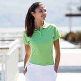 Henbury Ladies Coolplus® Polo Shirt H476