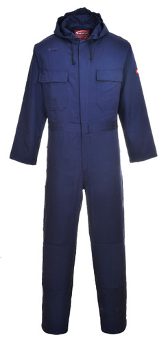 Bizweld Hooded Coverall BIZ6