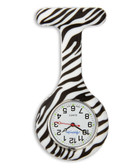 Fob Watch Zebra