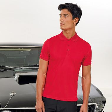 Premier Coolchecker™ Pique Polo Shirt