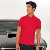 Premier Coolchecker™ Pique Polo Shirt