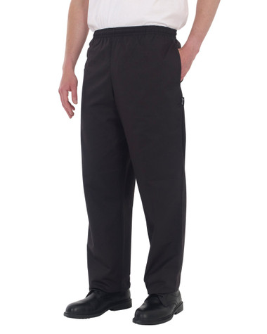 Dennys Unisex Elasticated Chef's Trousers DC18
