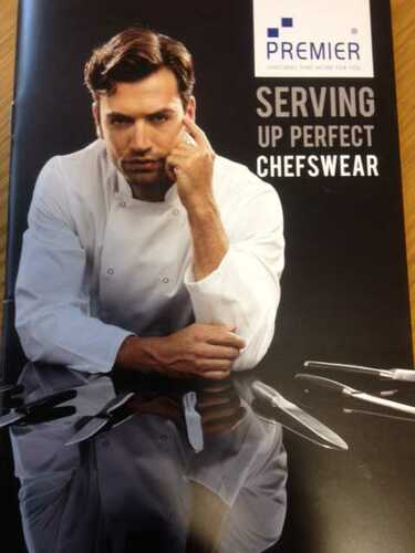Premier Chefs wear Brochure - Some great ideas for in the kitchen.
