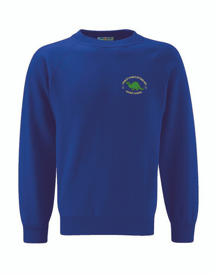 5528492ff Lindley Infant Sweatshirt - Embroidered   Delivered to School ...