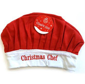 Christmas Cook Hat CS181