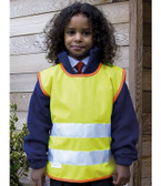 Result Kids Safeguard Hi-Vis Tabard RS212B