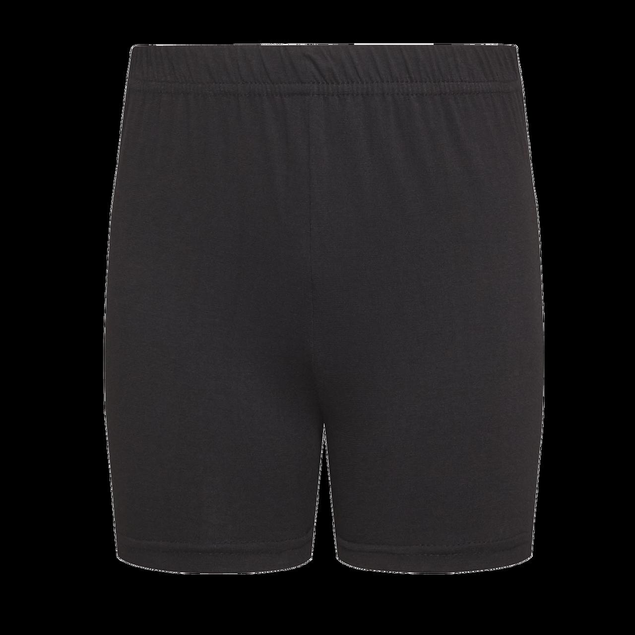 20cd698cb Lindley Infant Girls Indoor PE Short Black - Direct Workwear