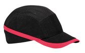 Vent Cool Bump Cap Black