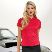 Premier Ladies Coolchecker® Piqué Polo Shirt PR616
