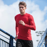 AWDis Just Cool Long Sleeve Base Layer JC018 - Great for Sport