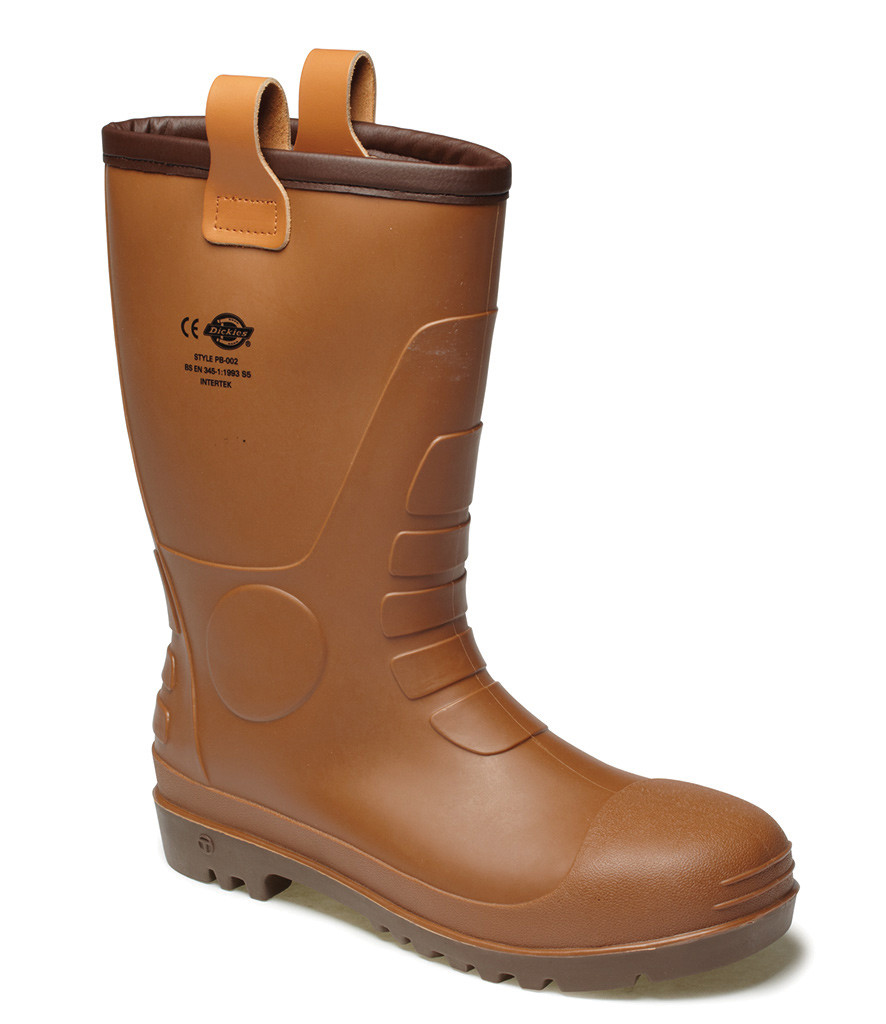 67e15ab9998 Dickies Groundwater Safety Boots WD587