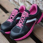 Result Work-Guard Ladies Lightweight S1P Safety Trainers RS349F