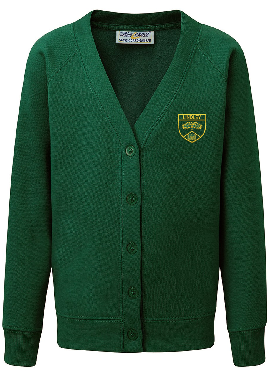 0b681e51d Lindley Junior Cardigan - Embroidered   Delivered to School - Direct ...
