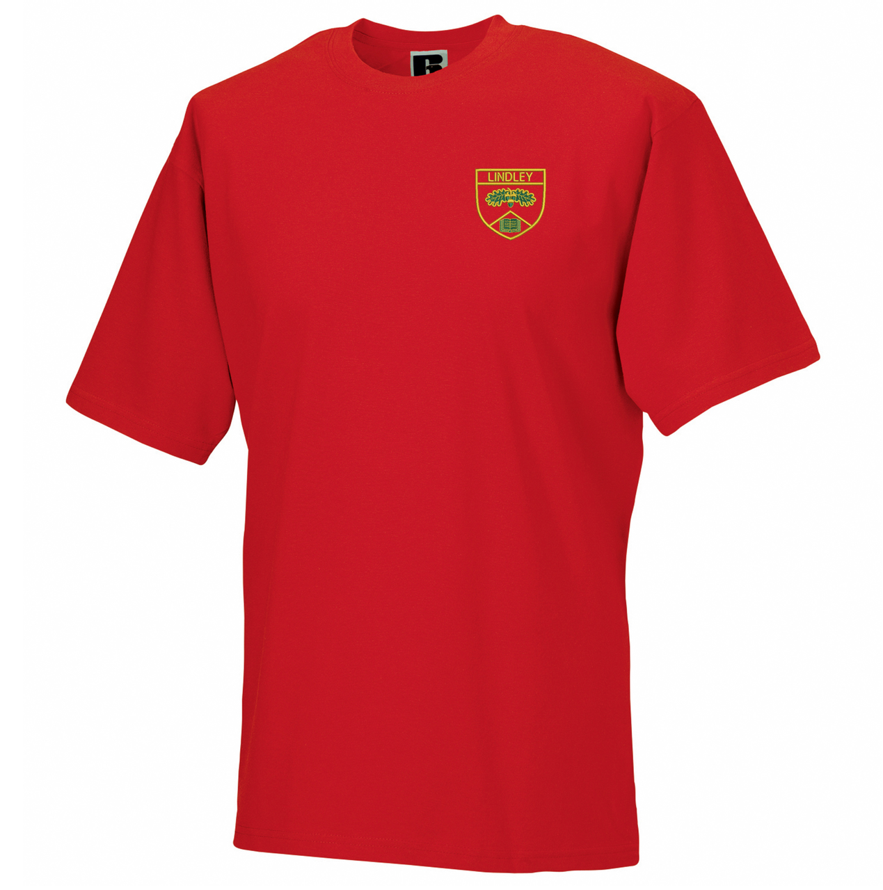 ac089b36d Lindley T-Shirt in House Colours - Embroidered   Delivered to School ...