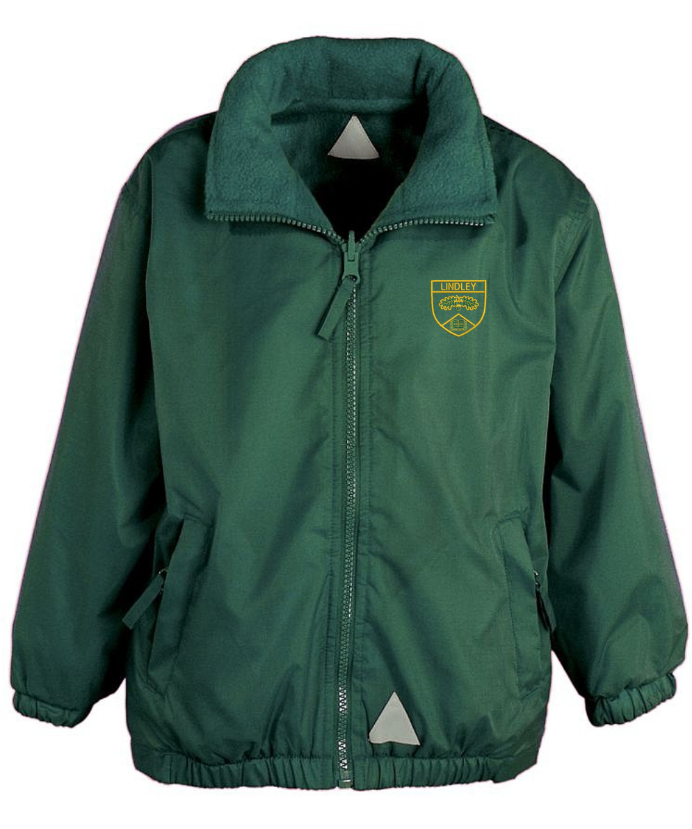 346e08d34 Lindley Junior Reversible Jacket- Embroidered   Delivered to School ...