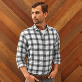 Premier Ginmill Check Long Sleeve Shirt - PR254