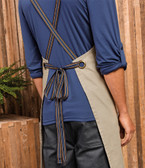 Premier Interchangeable Cross Back Apron Straps - PR119