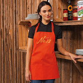 2 in 1 Bib and Bar Apron - PR159