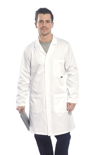 White Lab Coat