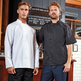 Premier Essential Long Sleeve Chef's Jacket - PR901