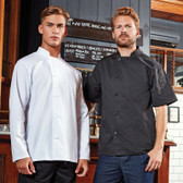 Premier Essential Short Sleeve Chef's Jacket - PR900
