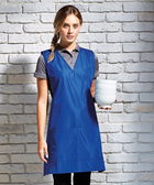 Premier Waterproof Wrap Around Tunic Apron - PR174